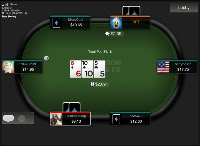 Poker app for iphone