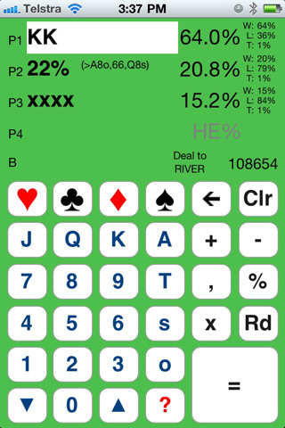 poker helper app