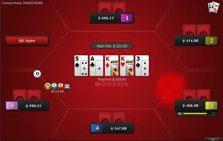 Ignition Poker for iPhone and iPad