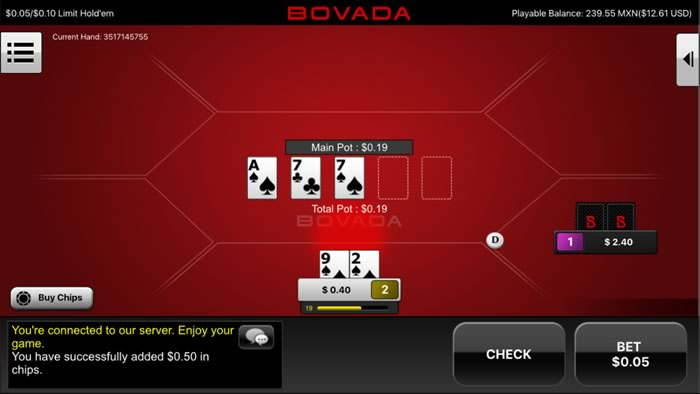 Bovada USA Mobile Poker - iPhone Poker Apps